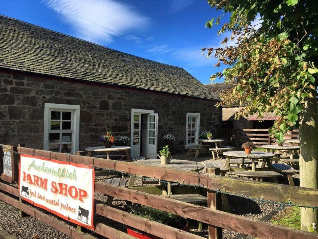 Auchentullich Farm Shop