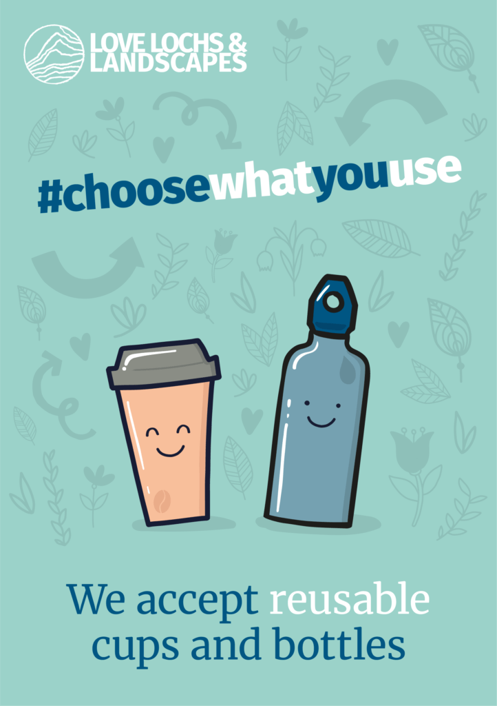choosewhatyouuse poster