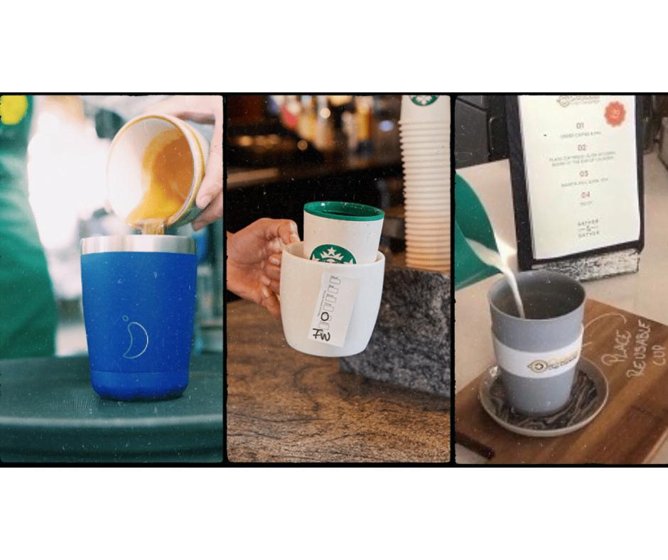 Contactless coffee methods