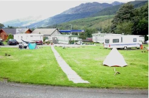 MacTavish Camping