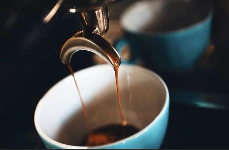 St Mocha coffee